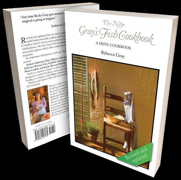 Th New Gray's Fish Cookbook